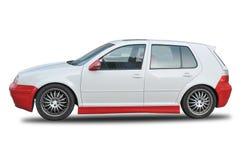 Polo de Volkswagen imágenes de archivo libres de regalías