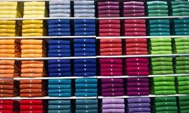 Polo différent de couleurs Images stock