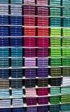 Polo différent de couleurs Photographie stock libre de droits