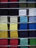 Polo différent de couleurs Photographie stock