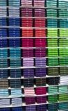 Polo différent de couleurs Image libre de droits
