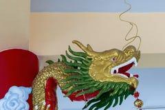 Polo do dragão. Imagens de Stock