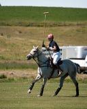 Polo en Diamond Polo Club negro Fotografía de archivo