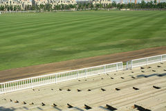 Polo field. This is a picture of a large polo field Stock Images