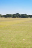 Polo field. Private polo sport field in Pattaya Thailand Royalty Free Stock Photos