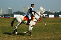 Polo Game of Kolkata-India Royalty Free Stock Image