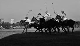 Polo Ground of Mumbai Stock Photos