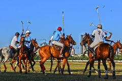 Polo Ground of Mumbai Stock Images