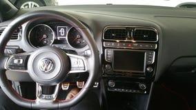 Polo GTI stockfoto
