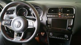 Polo GTI Photographie stock libre de droits