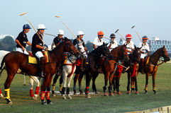POLO in Kolkata Royalty Free Stock Photo