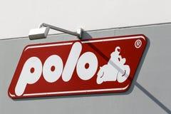 POLO logo Stock Photo