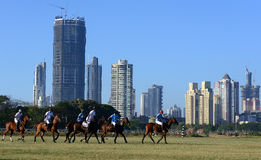 Polo In Mumbai Royalty Free Stock Photos
