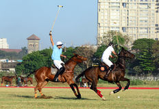 Polo In Mumbai Stock Photo