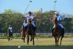 Polo In Mumbai Royalty Free Stock Photos