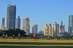 Polo In Mumbai Stock Images