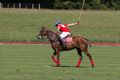 Polo penalty Royalty Free Stock Photography