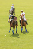 Polo players. Argentine cup. Dublin. Ireland Stock Images