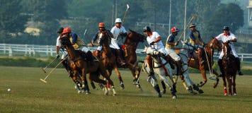 Polo playing in Kolkata-India