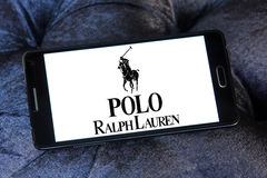 Polo Ralph Lauren logo Royalty Free Stock Photography