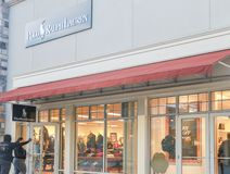 Polo Ralph Lauren store in New Jersey stock photos