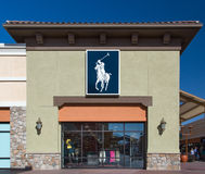 Polo Ralph Lauren Sttore exterior Stock Photo