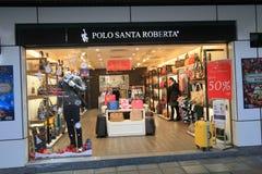 Polo santa roberta shop in hong kong Stock Photo