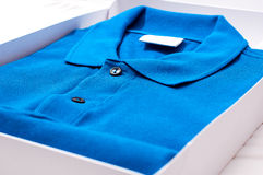 Polo Shirt Stock Foto's