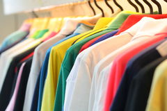 Polo shirt collar stock illustration