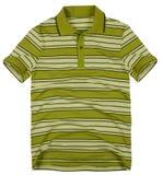 Polo shirt isolated on white Stock Photos