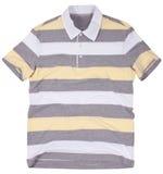 Polo shirt isolated on white background Stock Photos