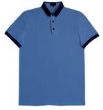 Polo shirt isolated on white background Stock Images