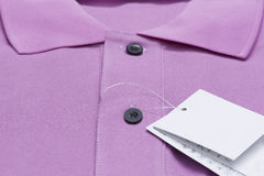 Polo shirt. Royalty Free Stock Photography