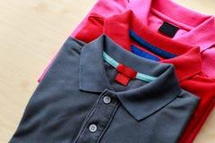 Polo Shirts immagine stock libera da diritti