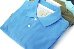 Polo shirts royalty free stock photography