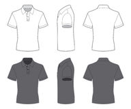 Polo Shirts Fotografia de Stock Royalty Free