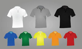 Polo Shirts royalty illustrazione gratis