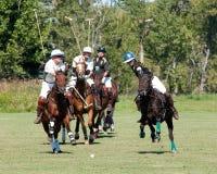 Polo in Zwart Diamond Polo Club royalty-vrije stock afbeelding