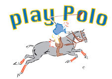 polo6 Royaltyfri Bild