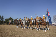 PoloCrosse WorldCup Australia Stock Images
