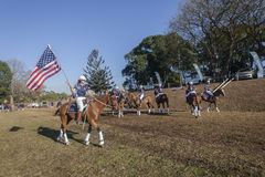 PoloCrosse WorldCup USA Stock Photo