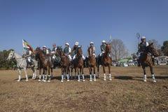 PoloCrosse WorldCup Zimbabwe Imágenes de archivo libres de regalías