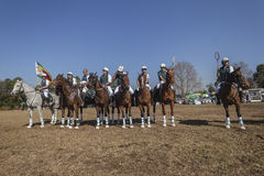 PoloCrosse WorldCup Zimbabwe Royalty Free Stock Images