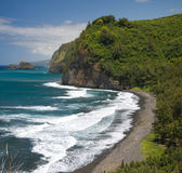 Pololu Valley Royalty Free Stock Photo