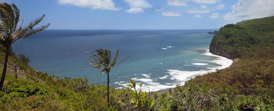 Pololu Valley Lookout Stock Images