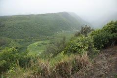 Pololu Valley Overlook Stock Photo