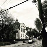 Polonia capital Silesia fotografía de archivo