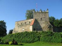 Polonia, fortaleza de Nowy Sacz Imagen de archivo libre de regalías