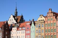 Polonia - Gdansk fotografía de archivo libre de regalías