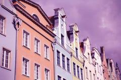 Polonia - Gdansk Foto de archivo libre de regalías